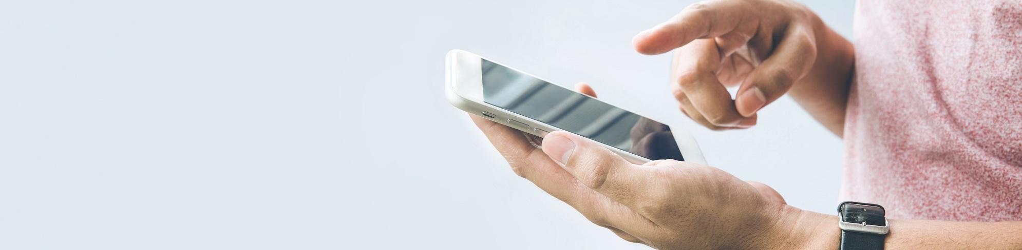 agence création application mobile Saint-etienne
