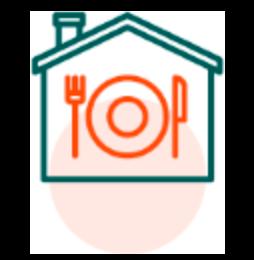 icon retrait de commande site restaurant